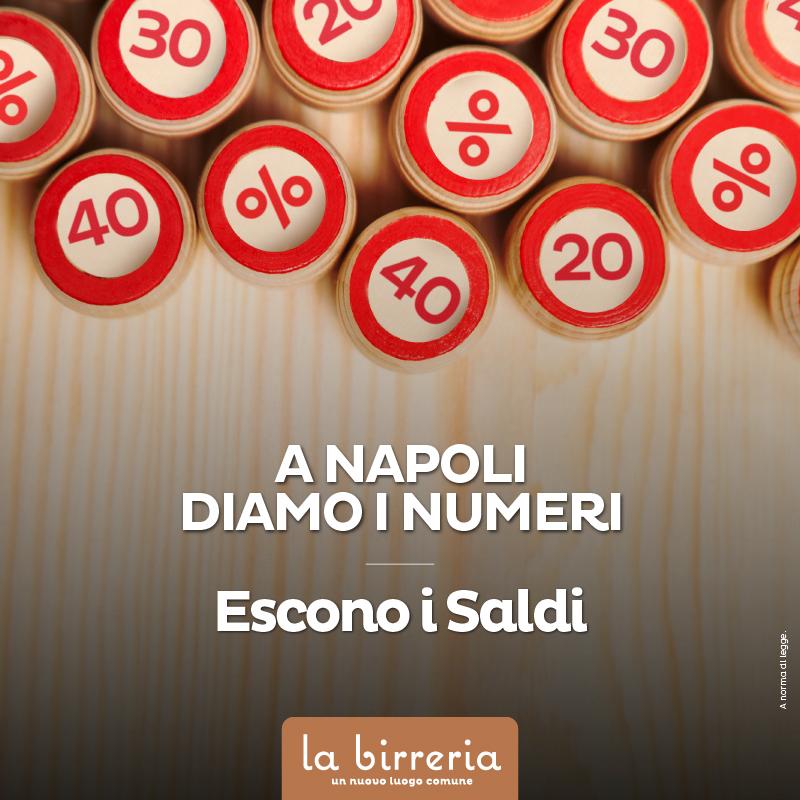A Napoli Diamo i Numeri!!