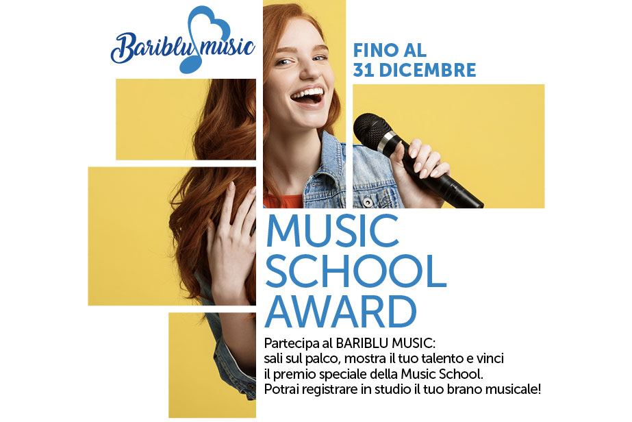 BariBlu Music School Award