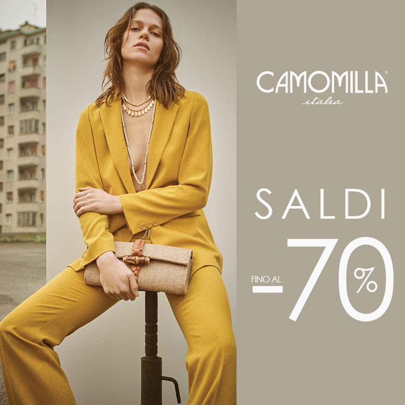Saldi Camomilla!