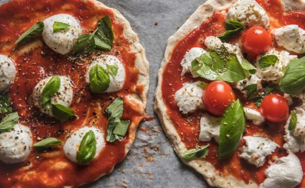 La pizza dal tradizionale al gourmet