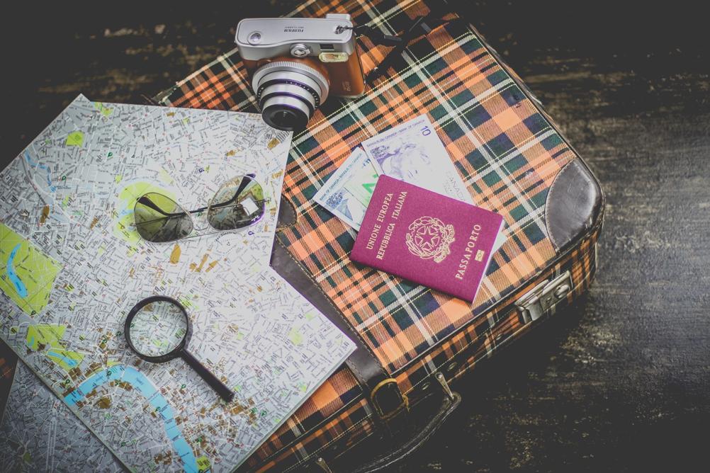 Partire leggeri: 5 consigli per la valigia perfetta