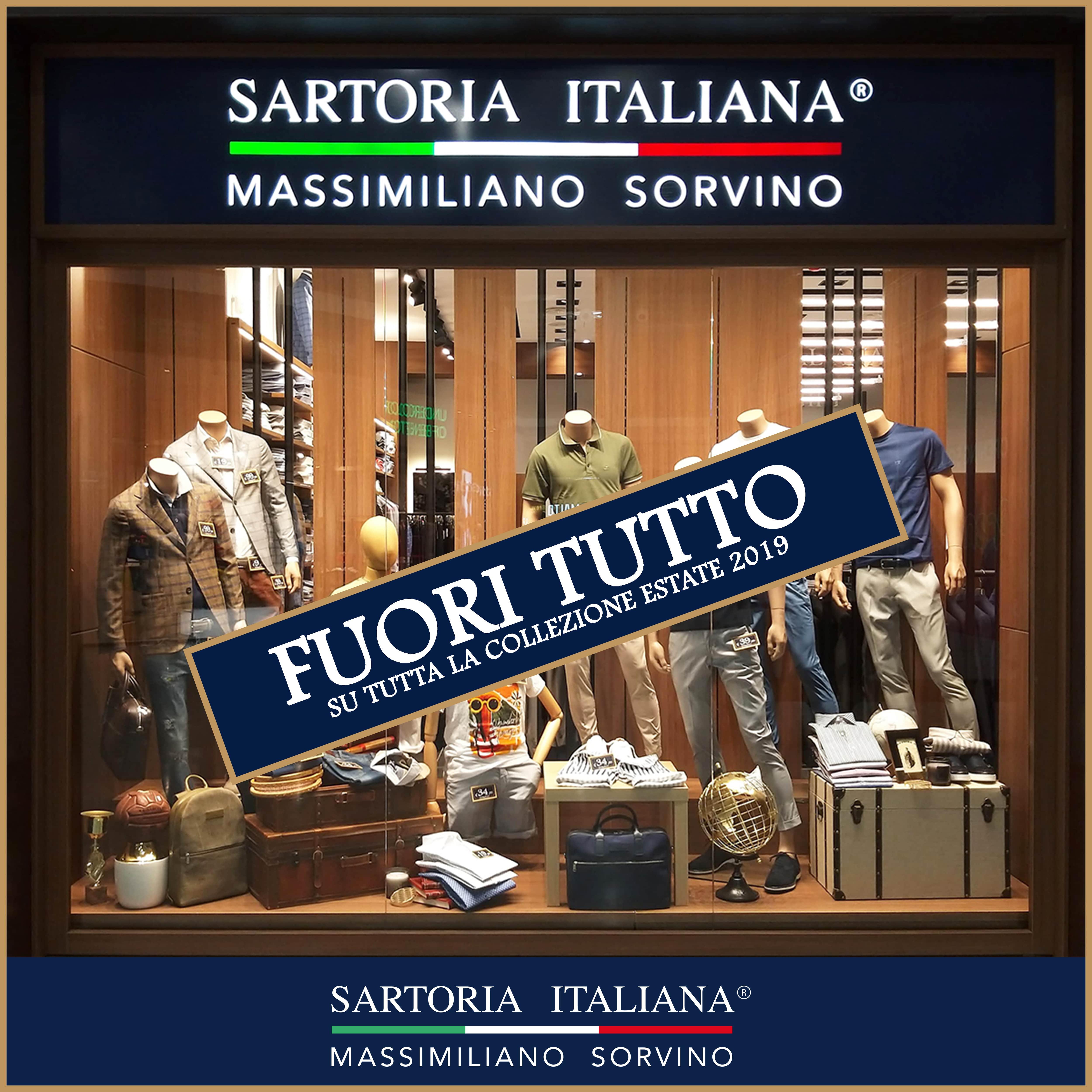 Sartoria Italiana: Fuori Tutto