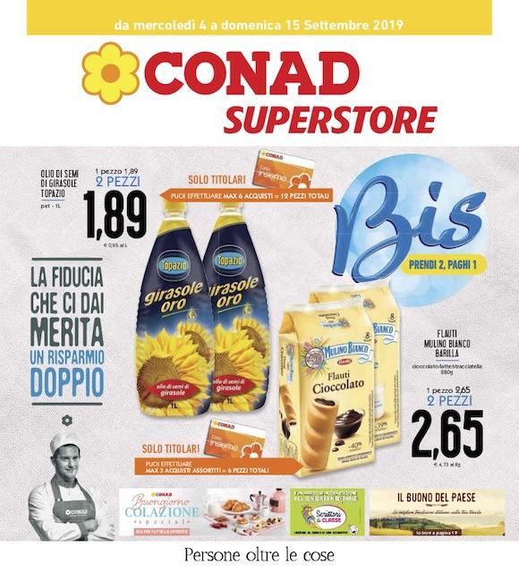 """""""Buongiorno colazione special"""": con le offerte Conad cominci bene la giornata"""