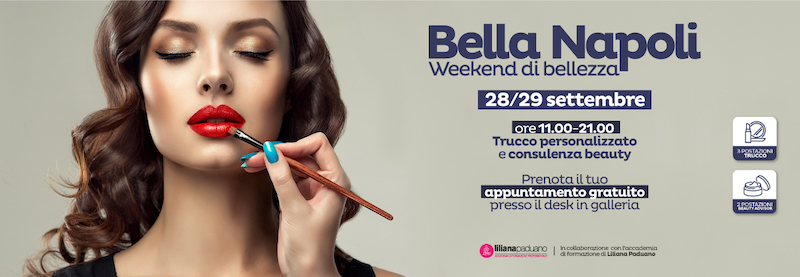 Bella Napoli: alla Birreria un intero weekend dedicato alla bellezza