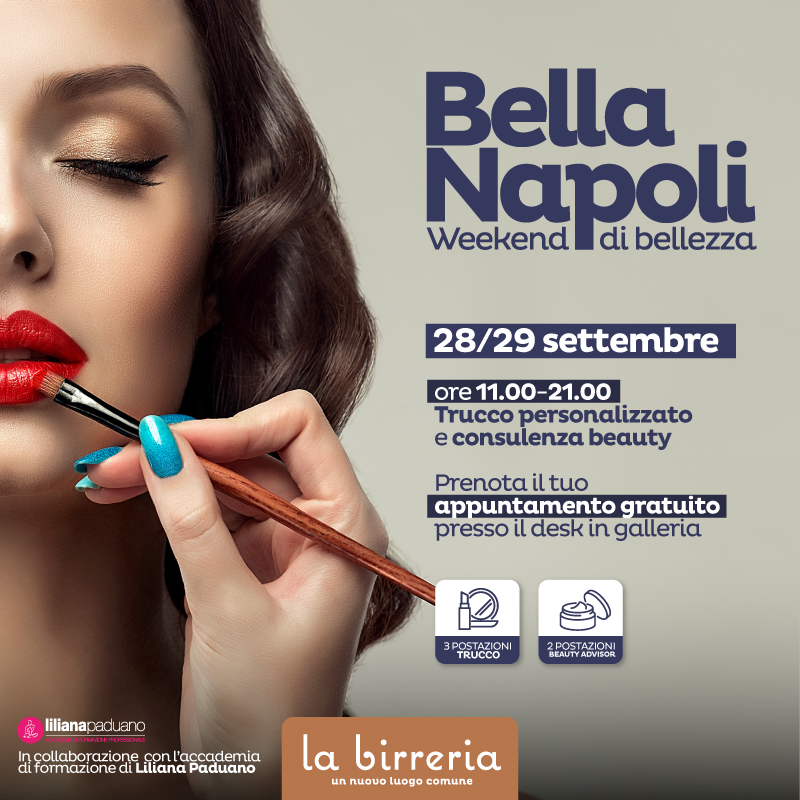 Bella Napoli: Weekend di bellezza