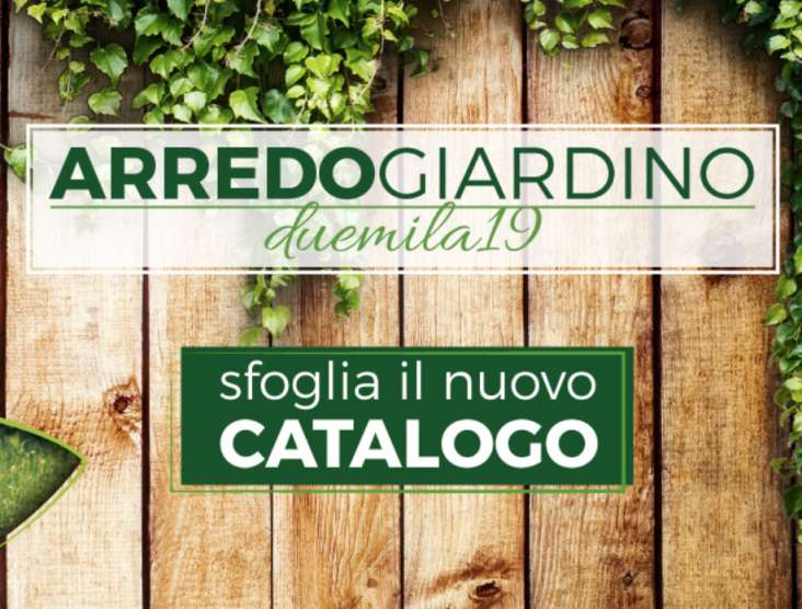 Happy Casa: Catalogo Giardino 2019