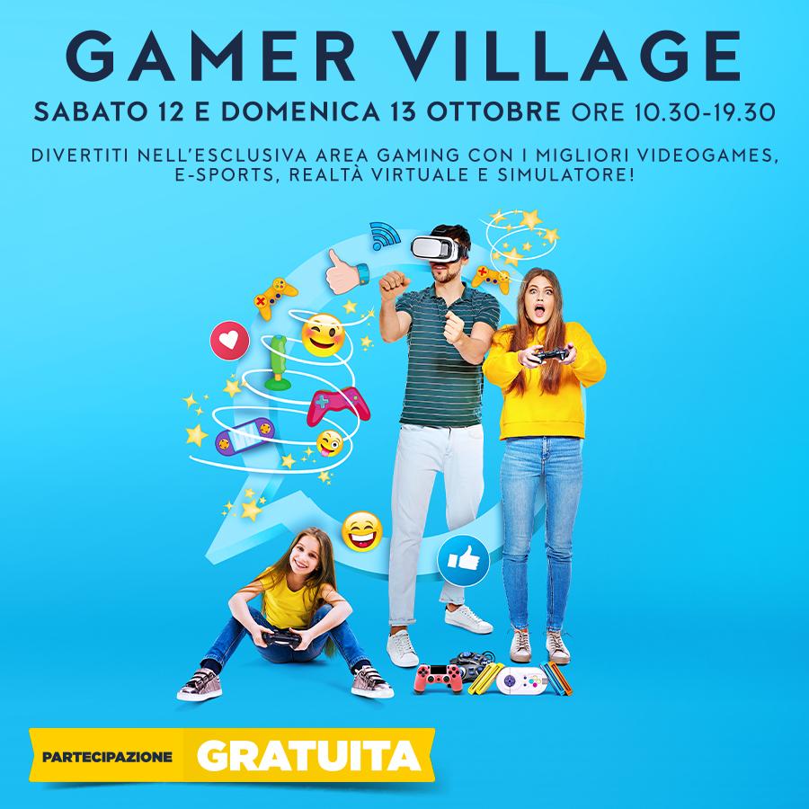 Gamer Village - Serravalle Retail Park