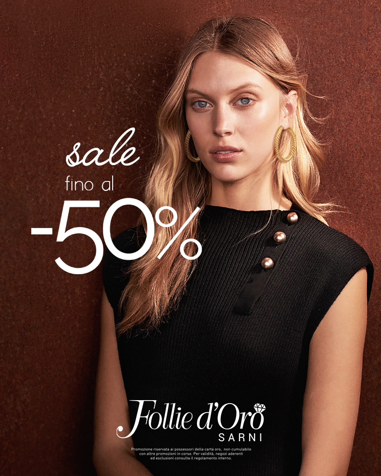 Autumn Sale: Sarni Oro
