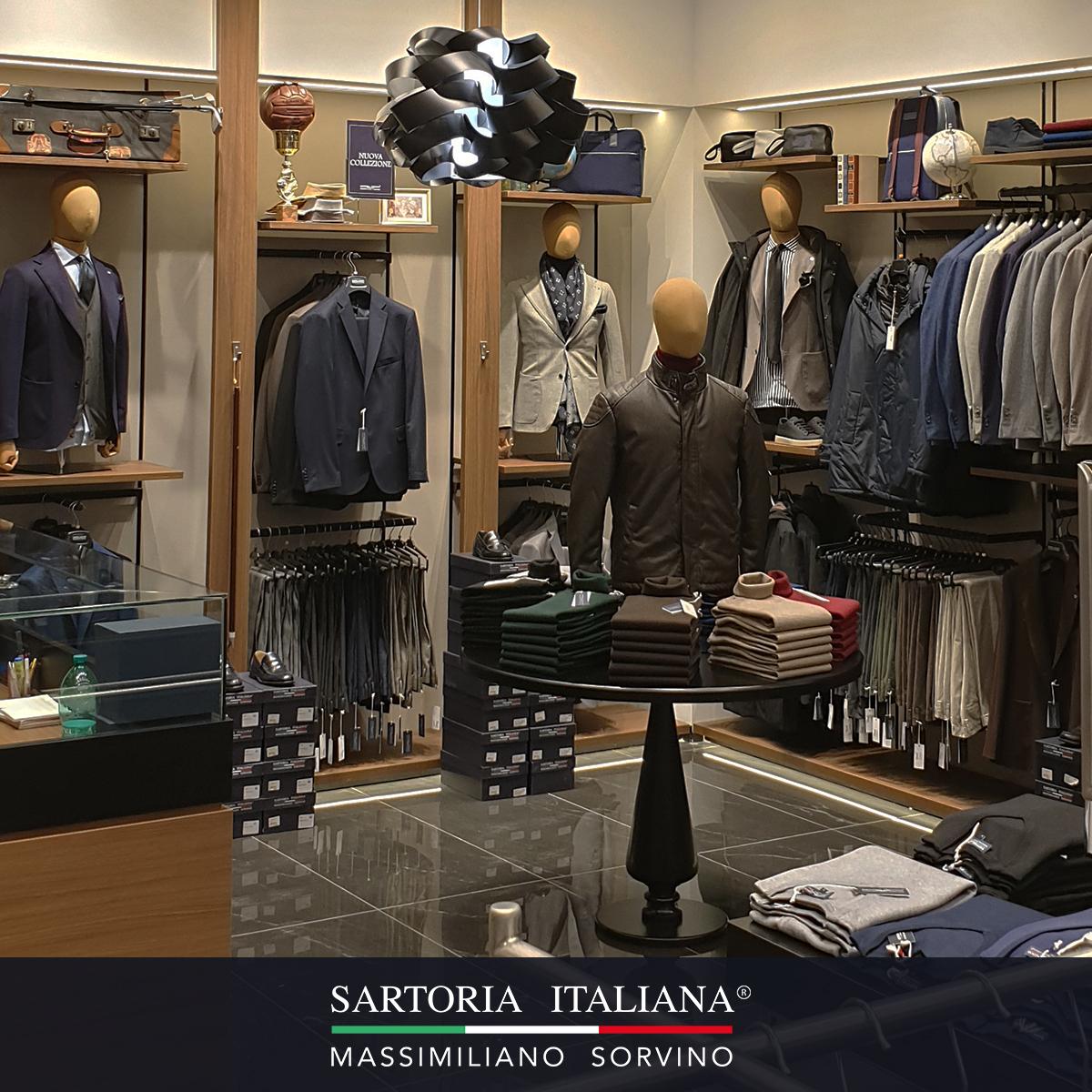 Nuova Collezione Sartoria Italiana