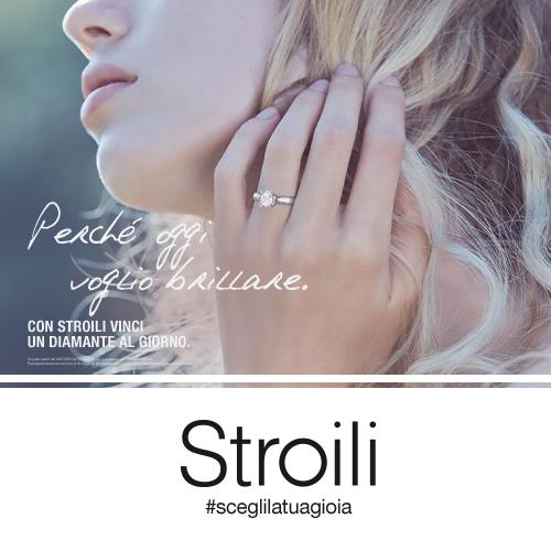 Stroili: vinci un prezioso diamante al giorno!