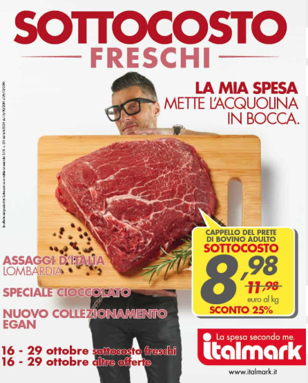 Italmark Volantino