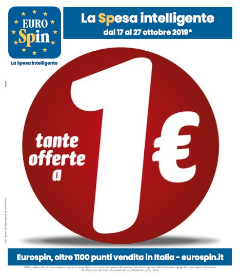 Eurospin: Volantino