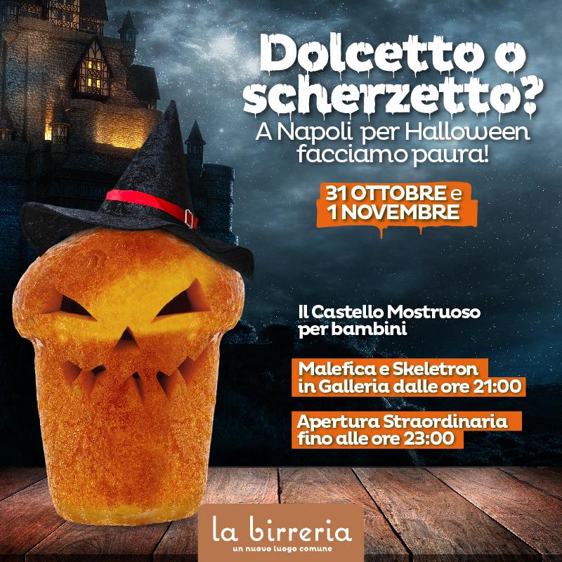 Halloween & 1 Novembre