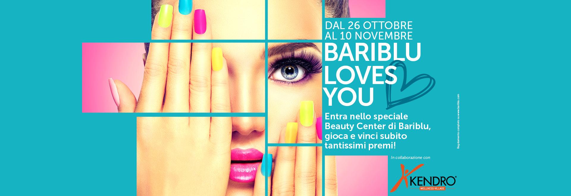 BariBlu Loves You