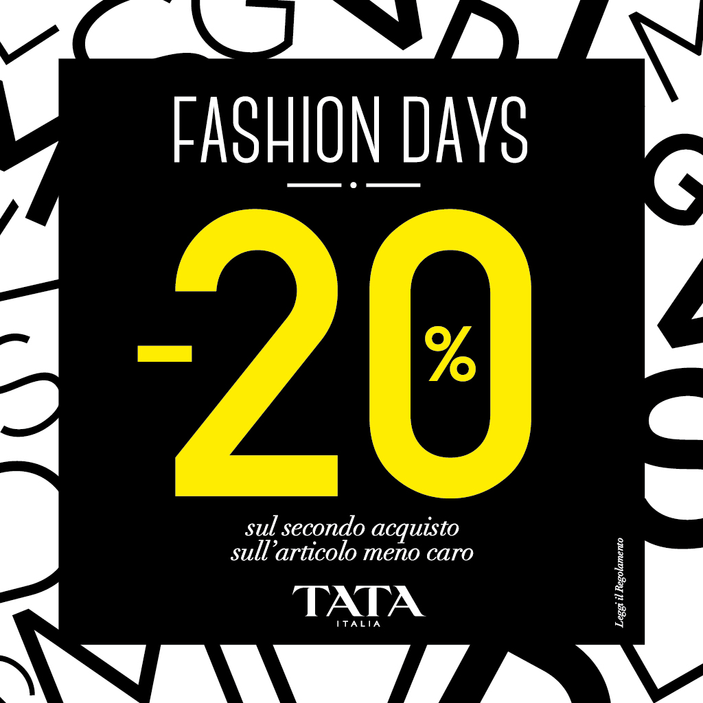 TATA: Fashion Days