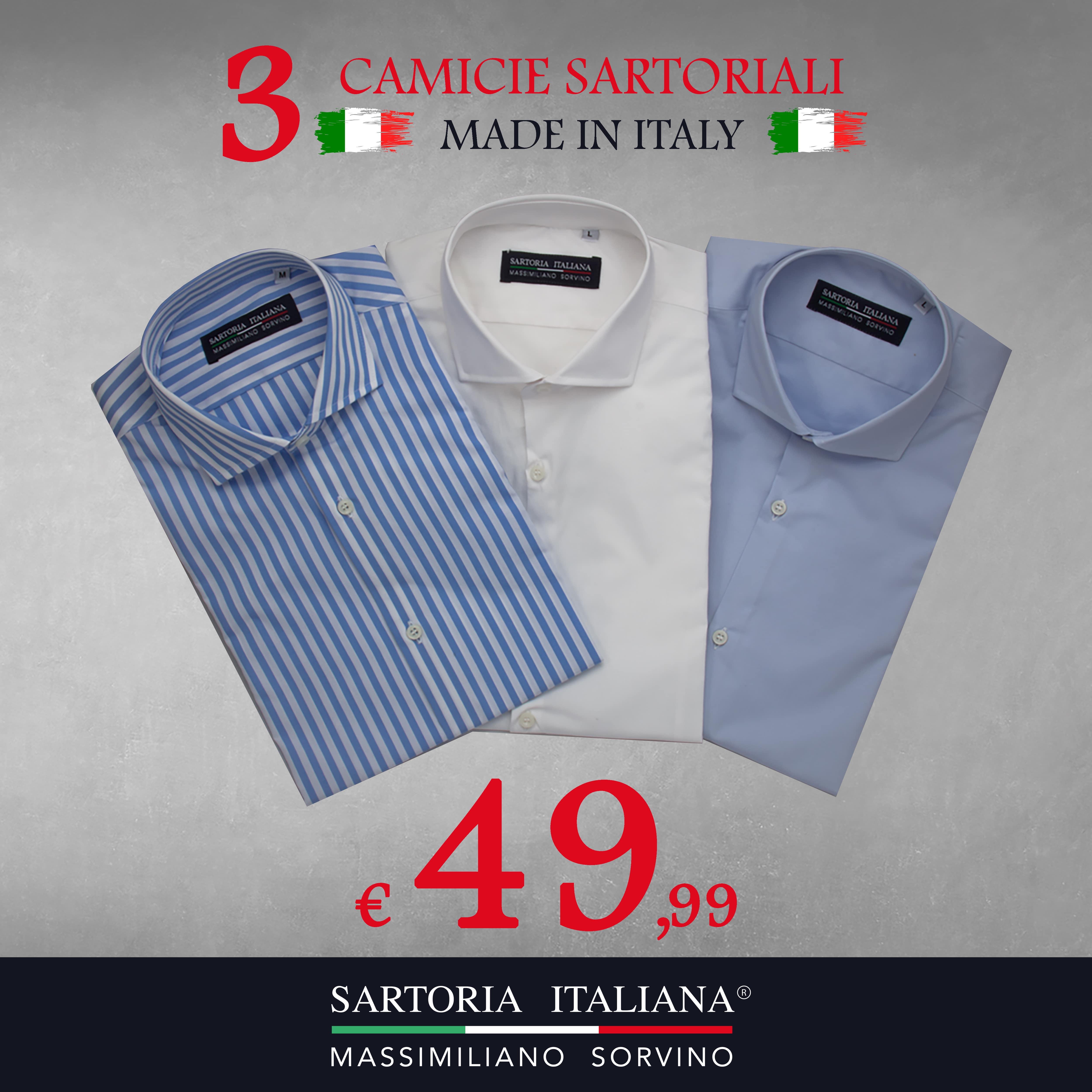 Sartoria Italiana: Camicie