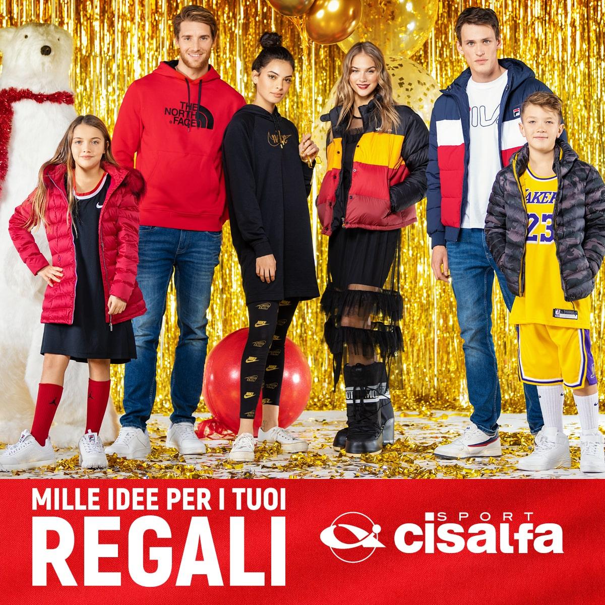 Cisalfa Sport: Idee Regalo