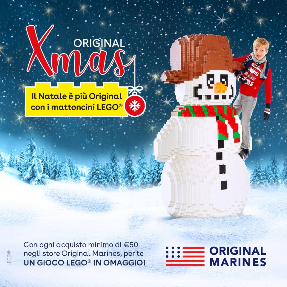 Original Marines: Lego