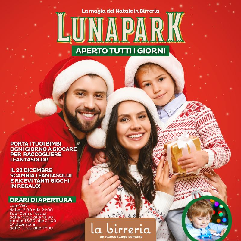 La magia del Natale in Birreria