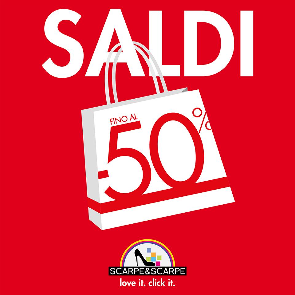 Scarpe & Scarpe: SCONTI FINO AL 50%
