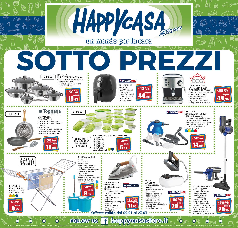 Happy Casa Store: Sotto Prezzi