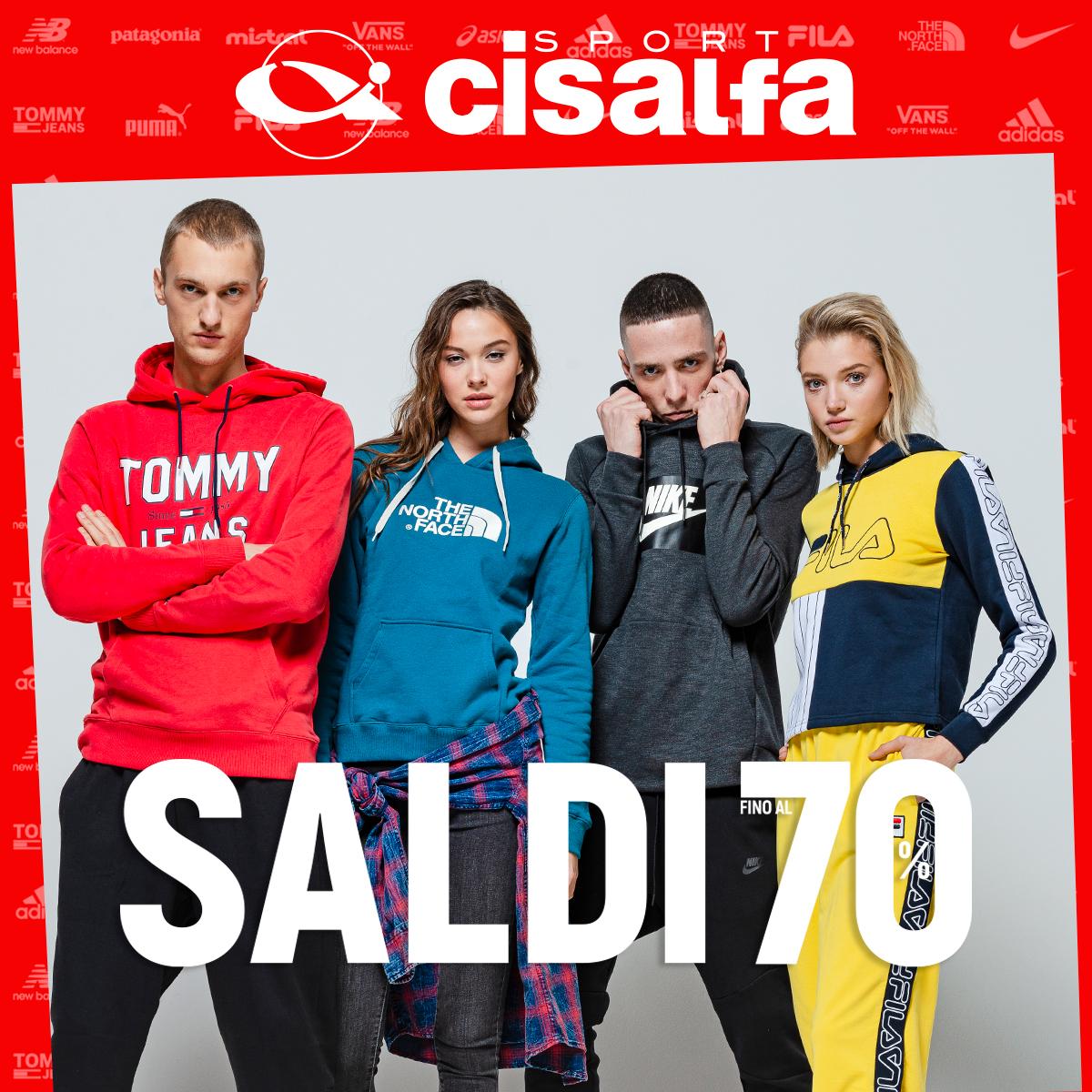 Cisalfa Sport: Saldi