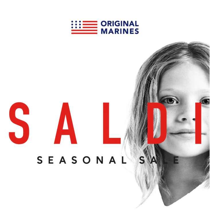 ORIGINAL MARINES: SALDI