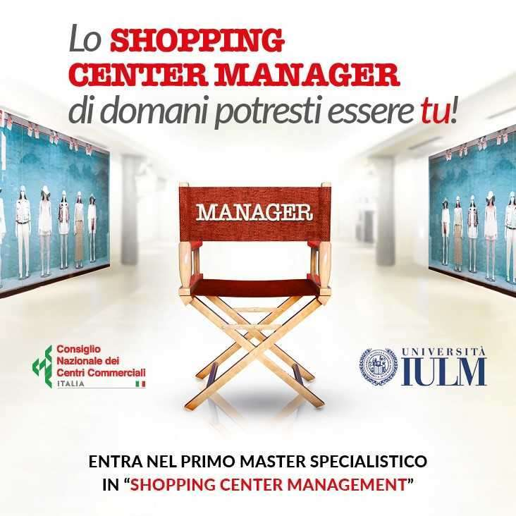 Master: Shopping Centre Manager