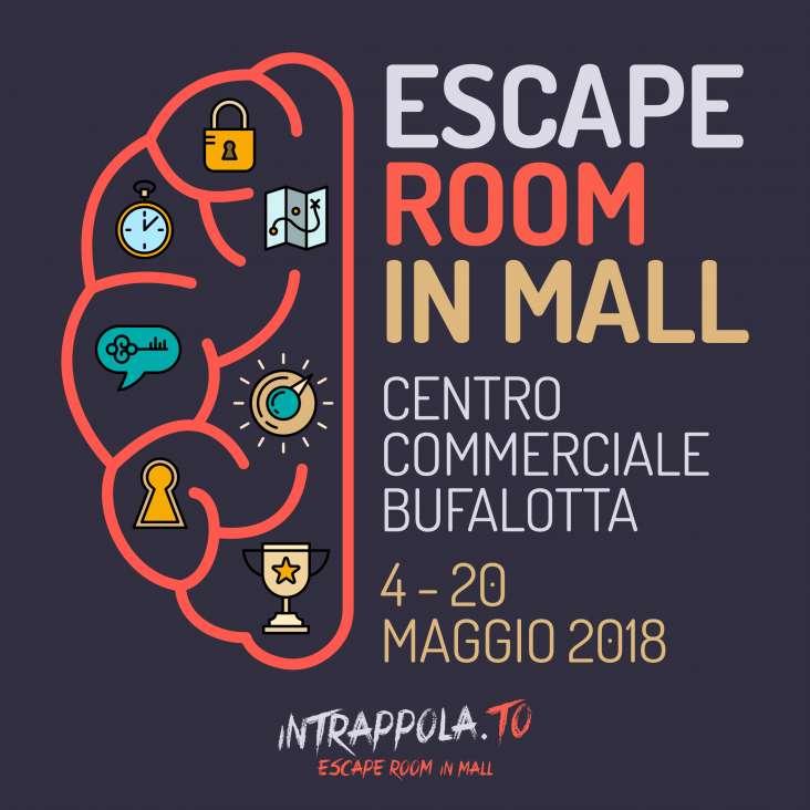 Escape Room in Mall