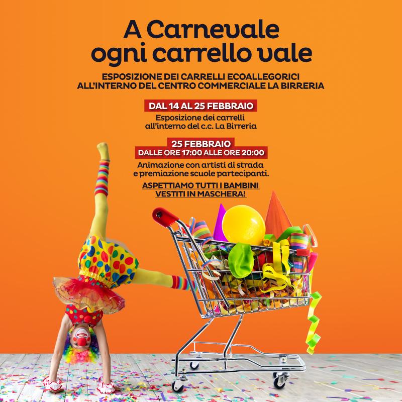 Carnevale e i Carrelli Allegorici