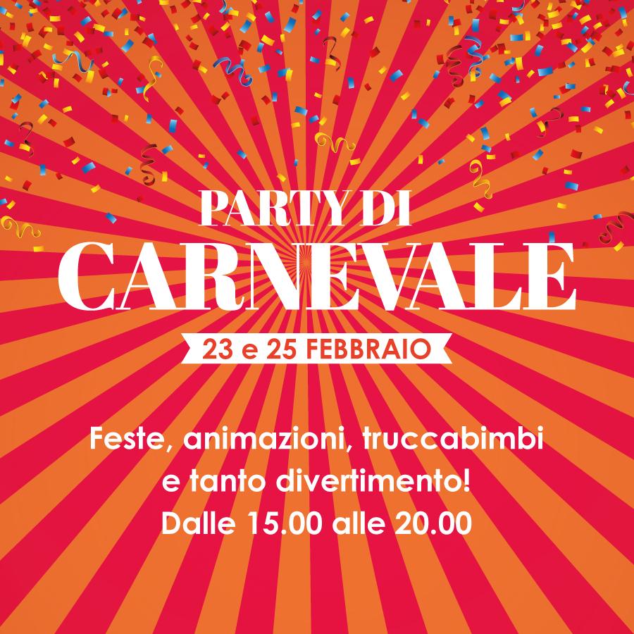 Carnevale a Bufalotta