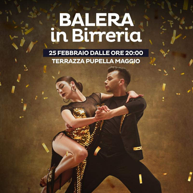 Balera in Birreria