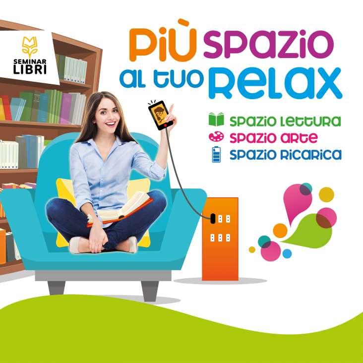 Area Relax - Seminar Libri