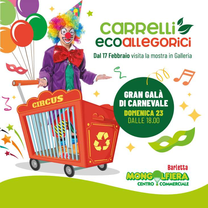Carrelli Eco Allegorici