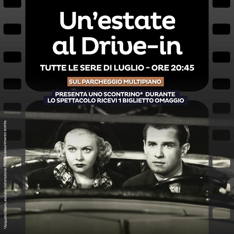 Al cinema come una volta: il Drive-in del Centro la Birreria