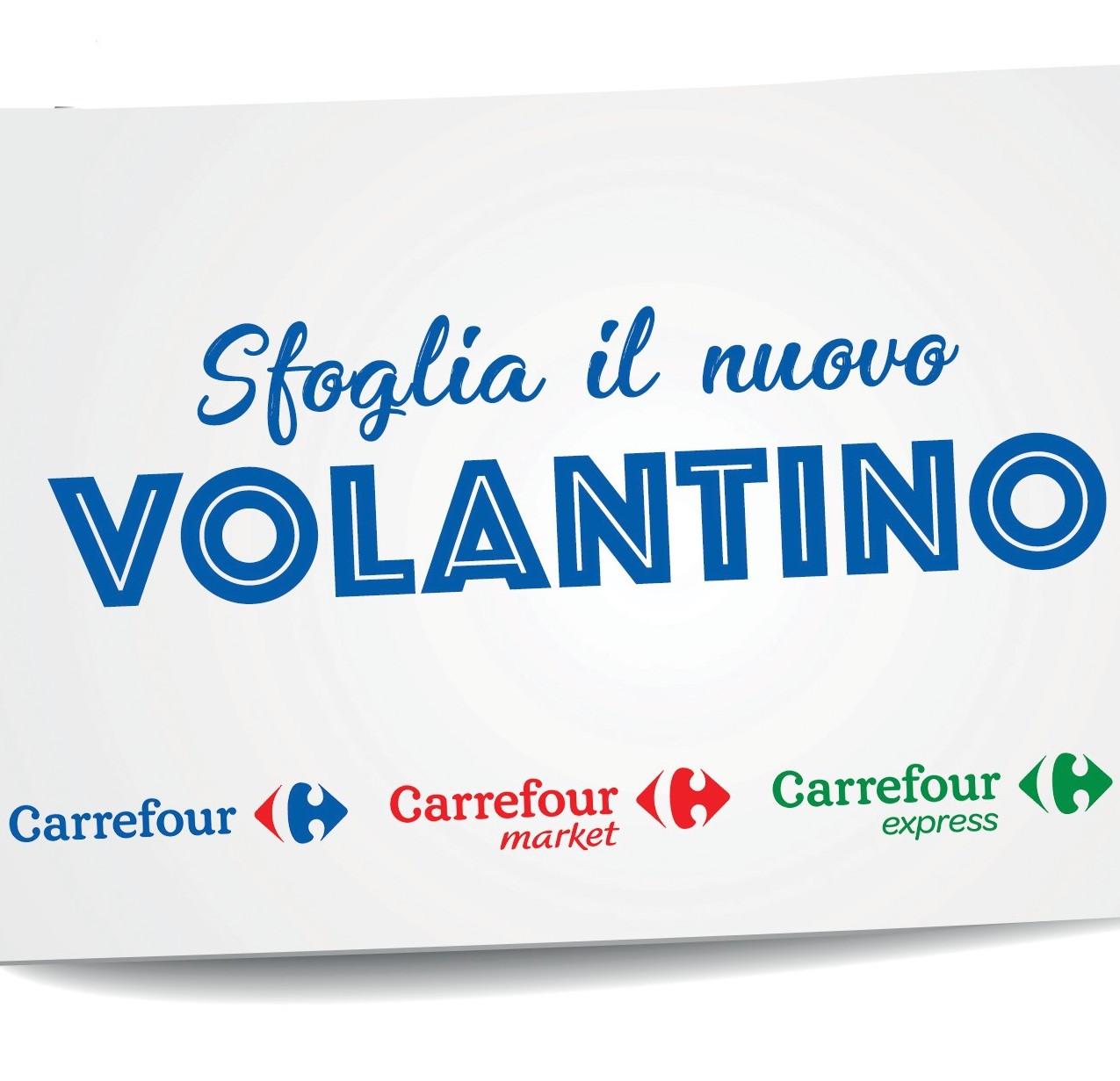 Carrefour: Volantino