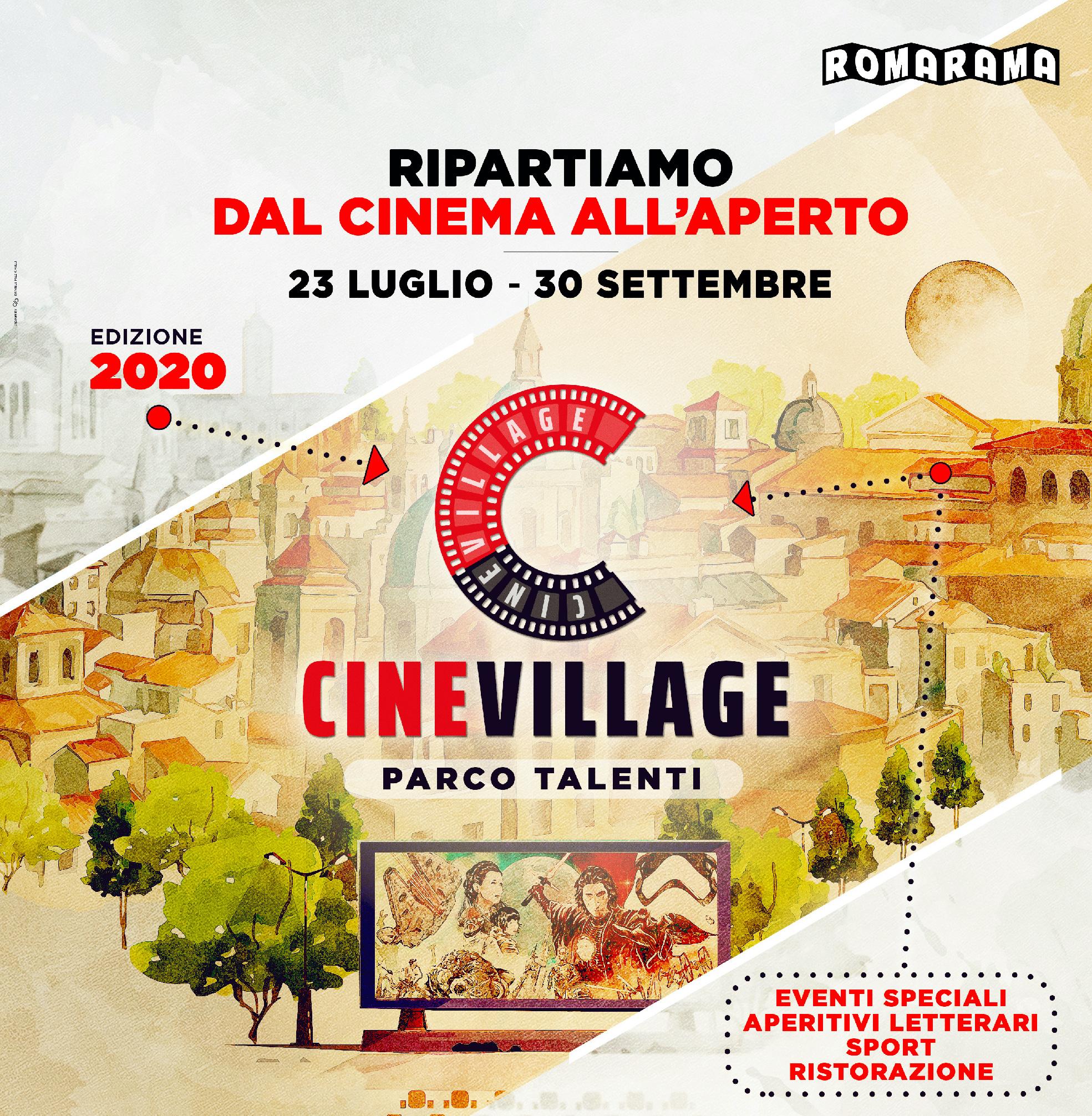 CINEVILLAGE TALENTI: SCOPRI LA SECONDA EDIZIONE DEL FESTIVAL CON BUFALOTTA