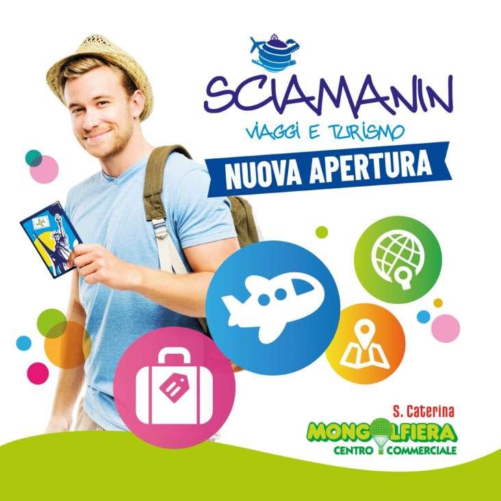 Nuova Apertura - Sciamanin