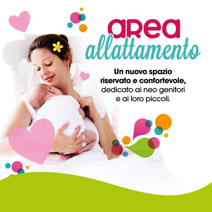 Area allattamento