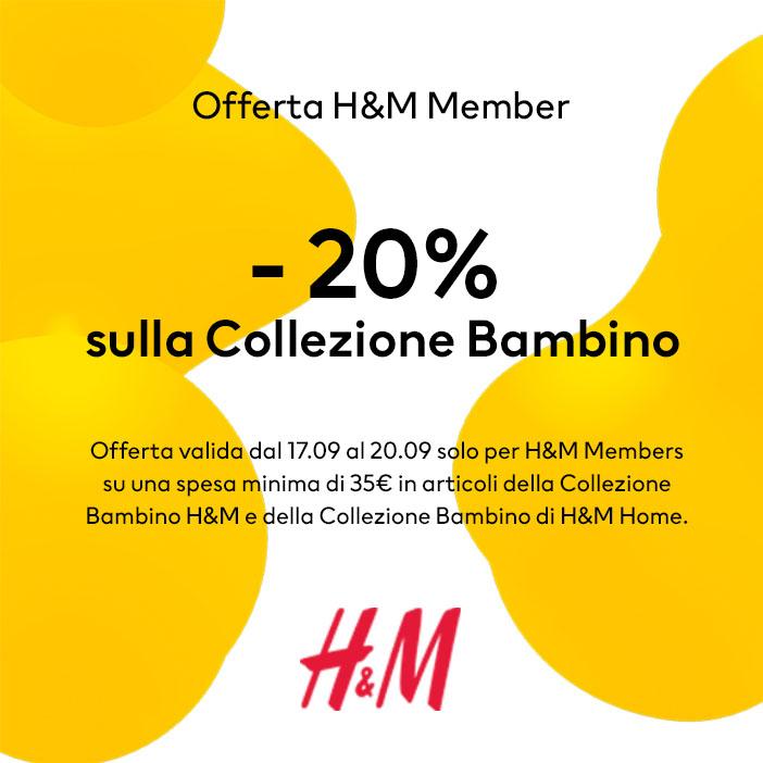H&M: Kid Deal