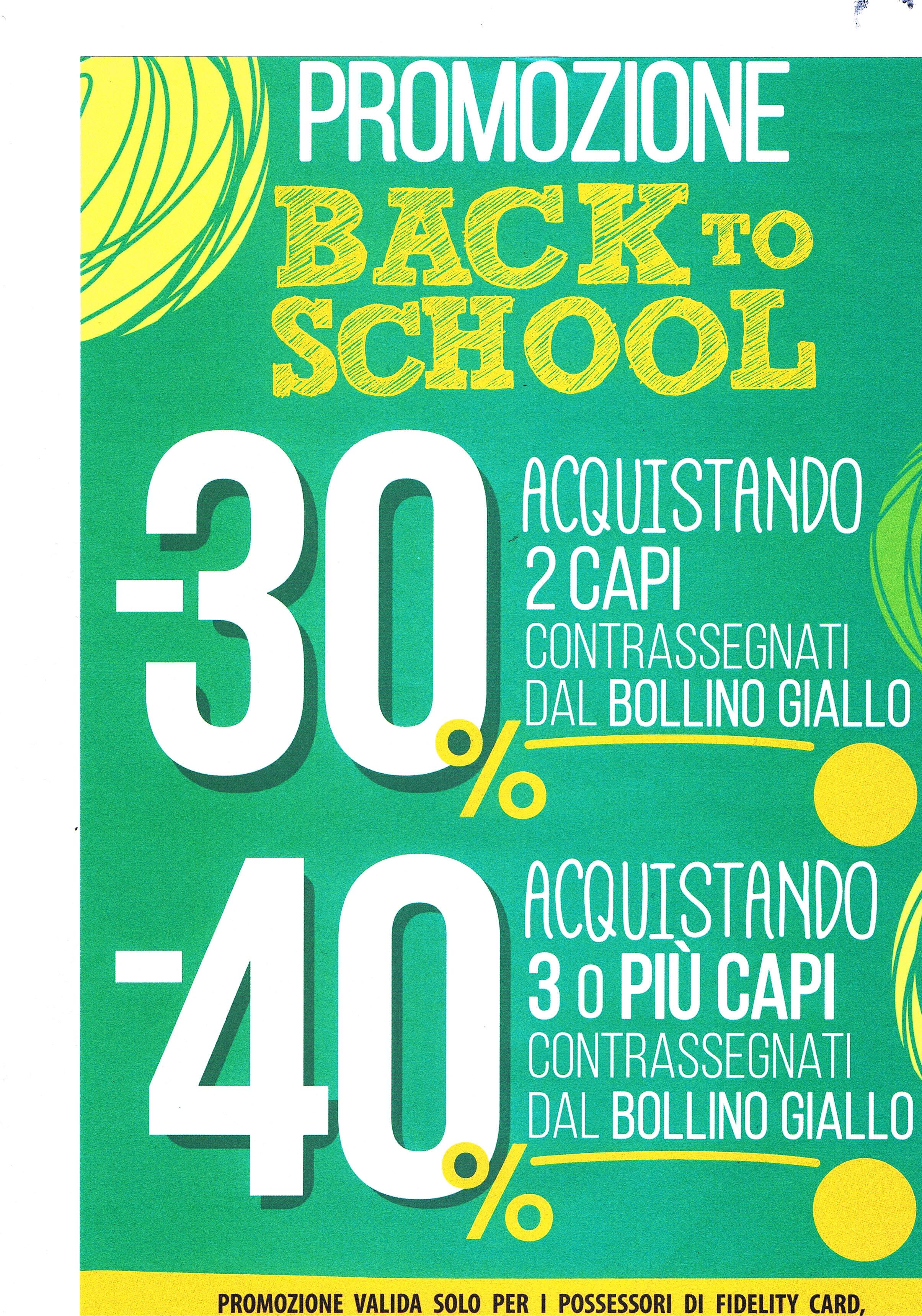 Primigi: Back to School