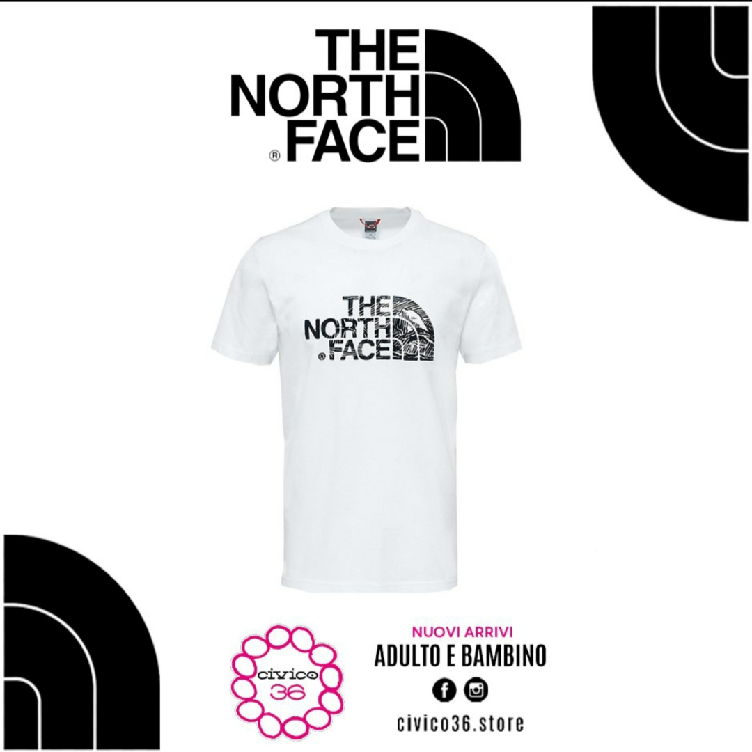 Civico 36: Promo t-shirt/felpe The North Face