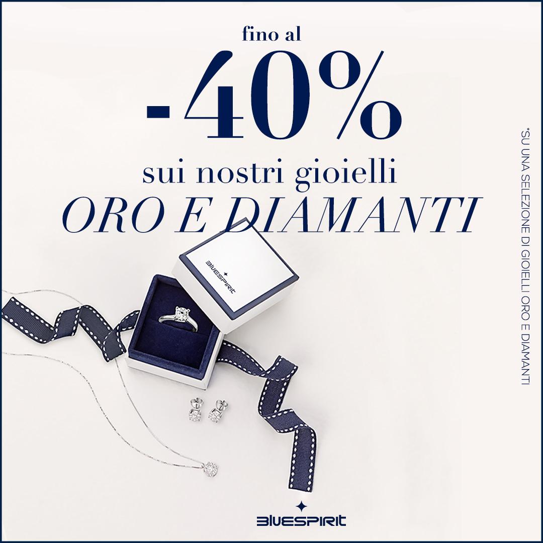 Bluespirit: Promo 40%