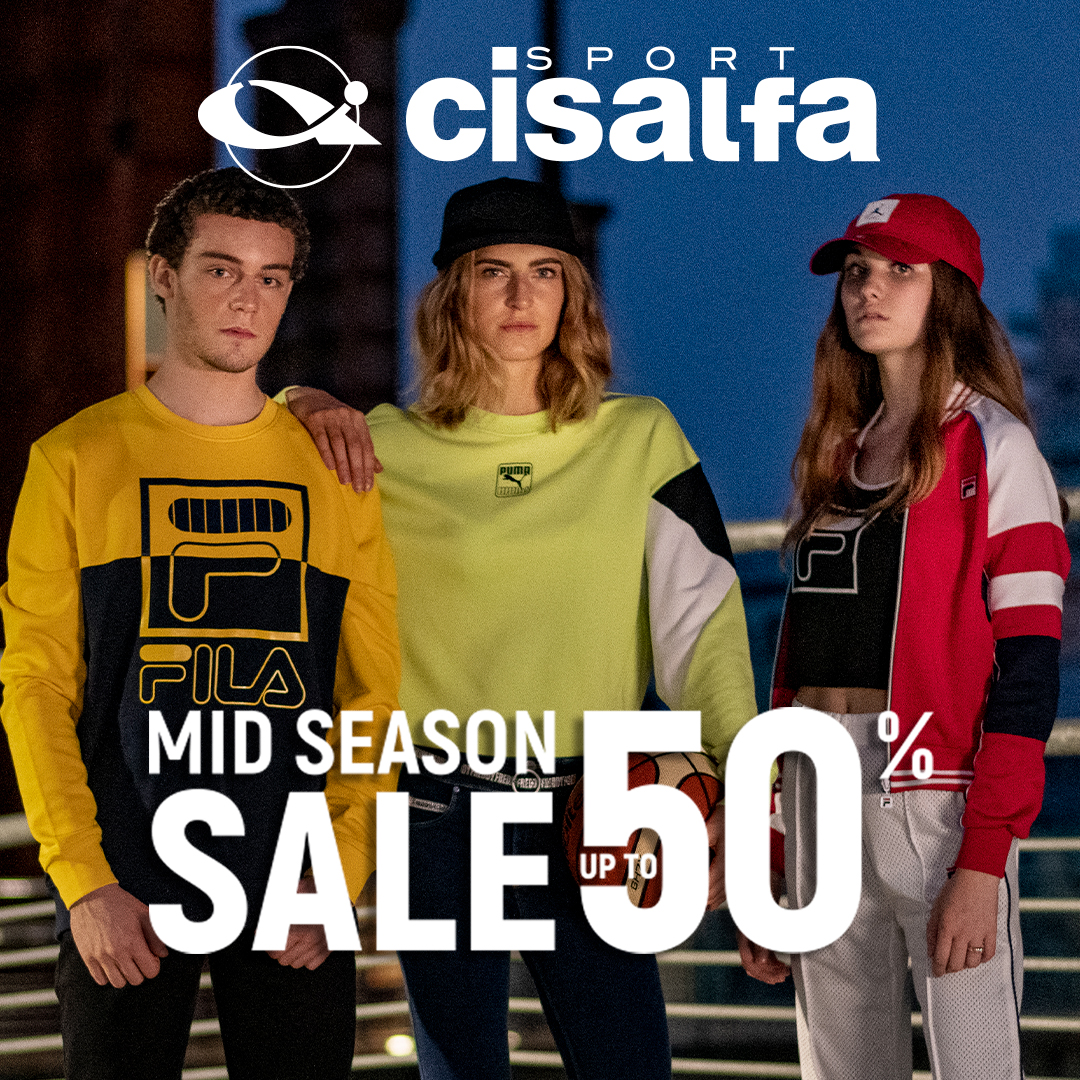 Cisalfa: Mid Season Sale