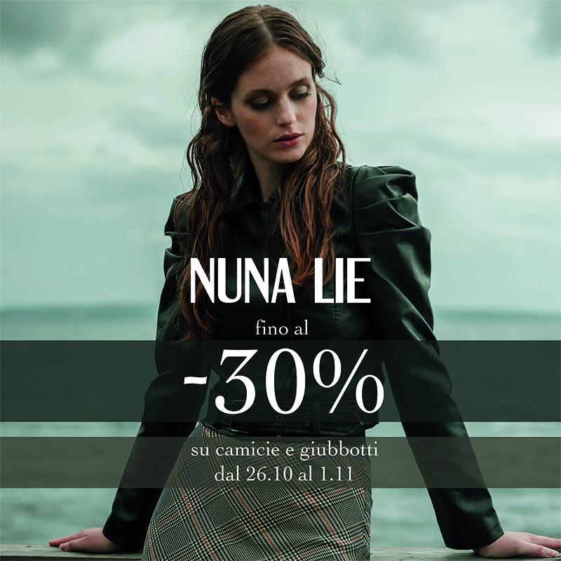 Nuna Lie: SPECIAL WEEK NUNA LIE