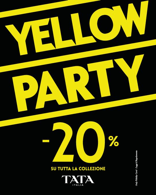 Tata: Yellow Party -20%