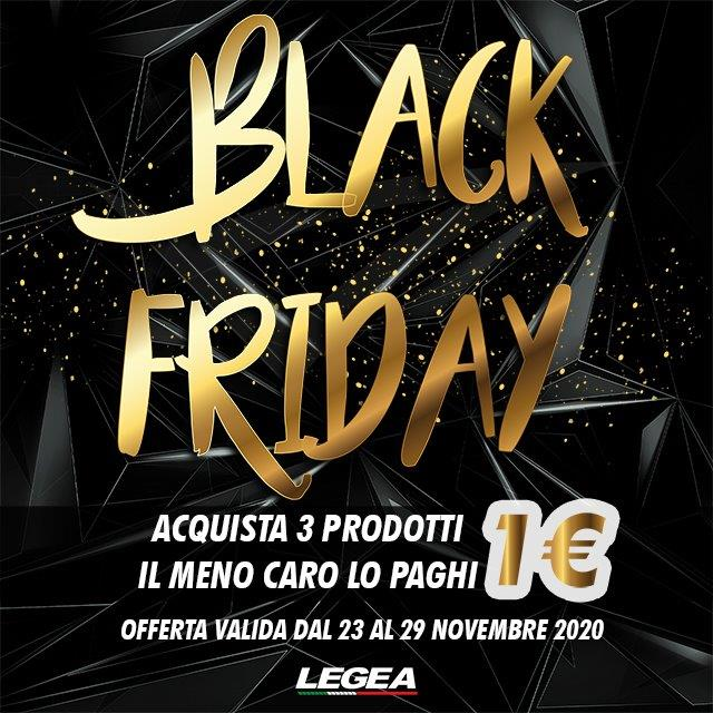 Legea: Black Friday