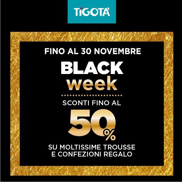 Tigotà: Black Week