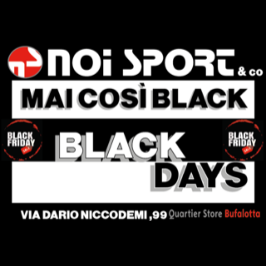 Noi Sport: Black Days