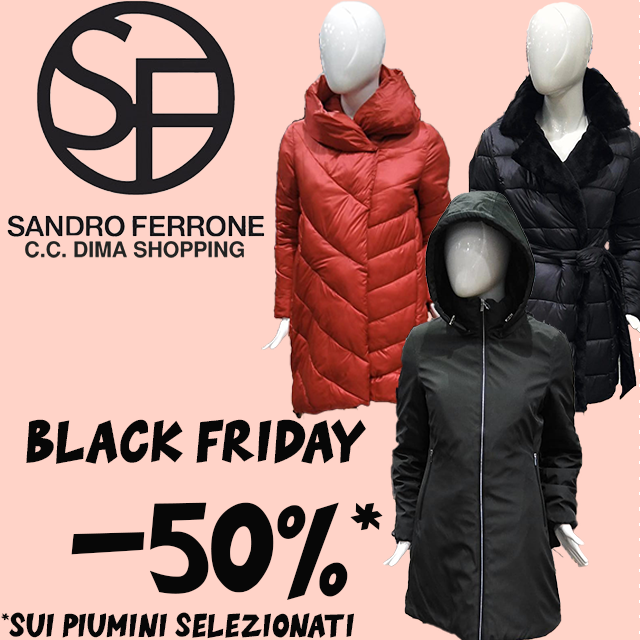 Sandro Ferrone: Black Friday